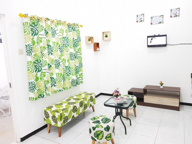 Villa Seribu Dinar 2 - Three Bedroom Malang - Lobi