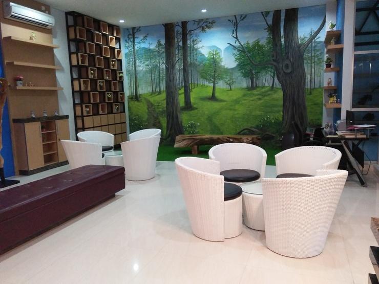 Hotel Bumi Katineung Lebak - Interior