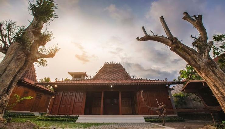 Kampoeng Joglo Yogyakarta - exterior