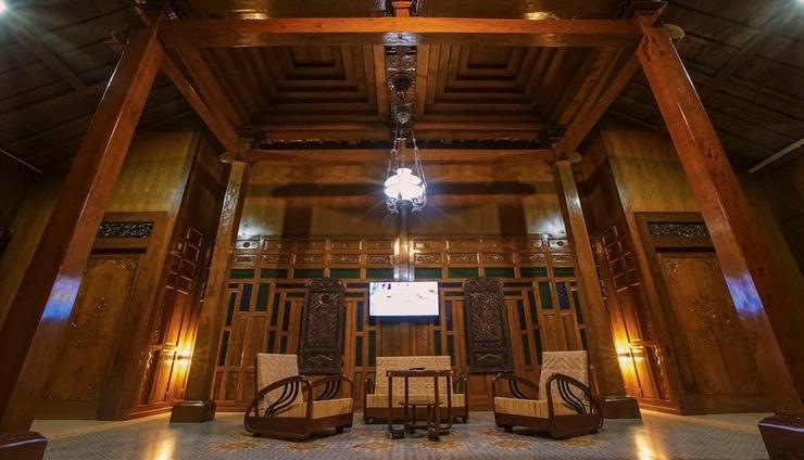 Kampoeng Joglo Yogyakarta - interior