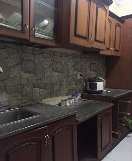 Villa Agro Kusuma Batu Malang Malang - Kitchen