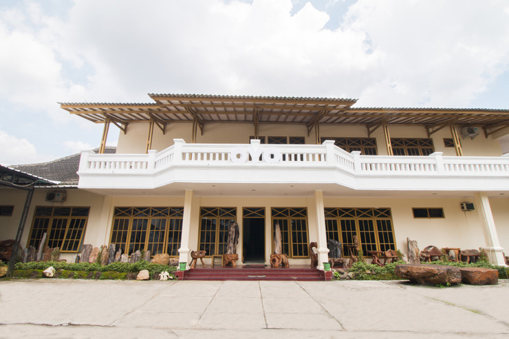 OYO 688 Grand Pakidulan Hotel Sukabumi - Common Area
