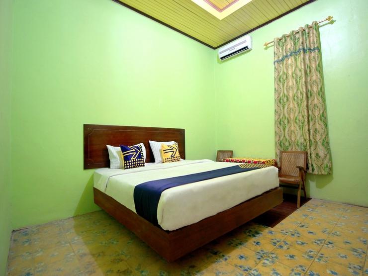 SPOT ON 2825 Hotel Mutiara Bengkulu - Spot On Double Bedroom