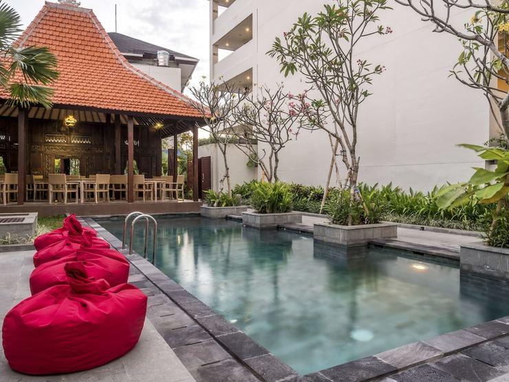 Hotel Dafam Savvoya Seminyak Bali Bali - Exterior