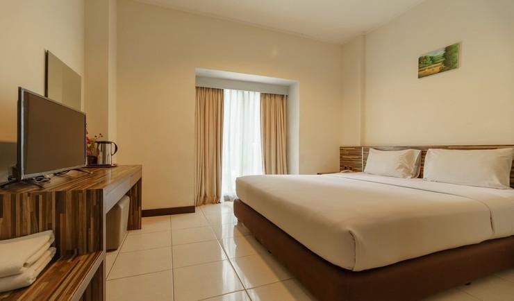 N2 Hotel  Jakarta - Kamar Tamu