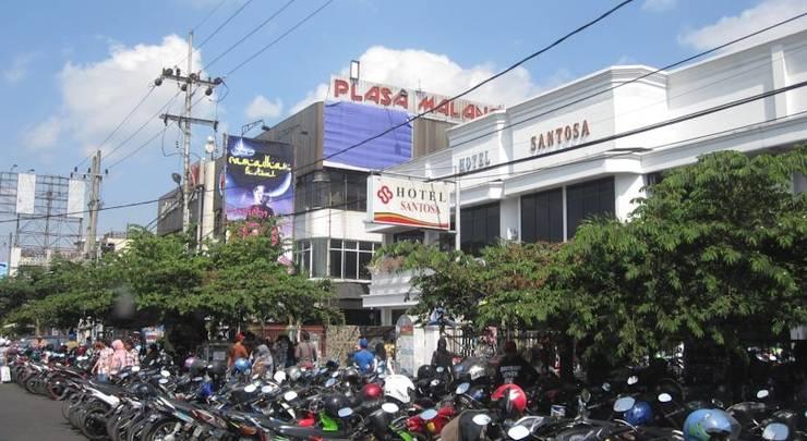 Hotel Santosa Malang - Appereance1