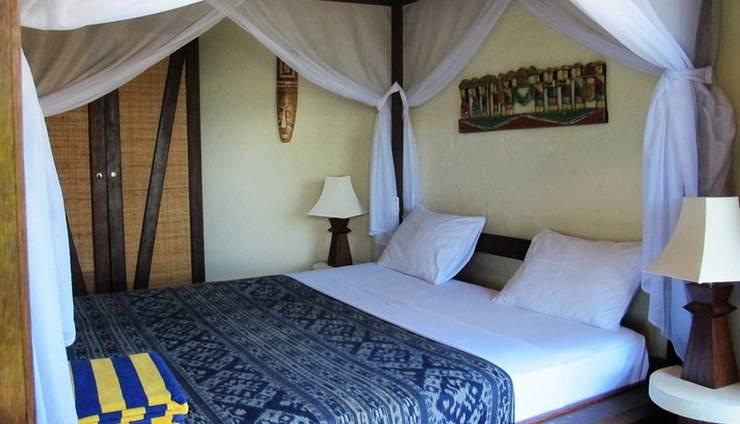 Hotel Uyah Amed - Ocean Double Pemandangan Laut Bungalow Ac