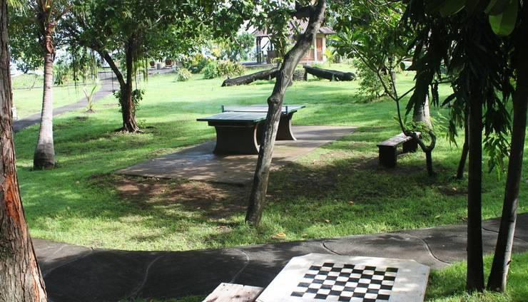 Hotel Uyah Amed - Taman
