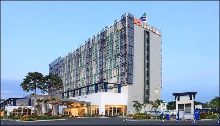 Swiss-Belinn Modern Cikande Serang - Hotel Facade