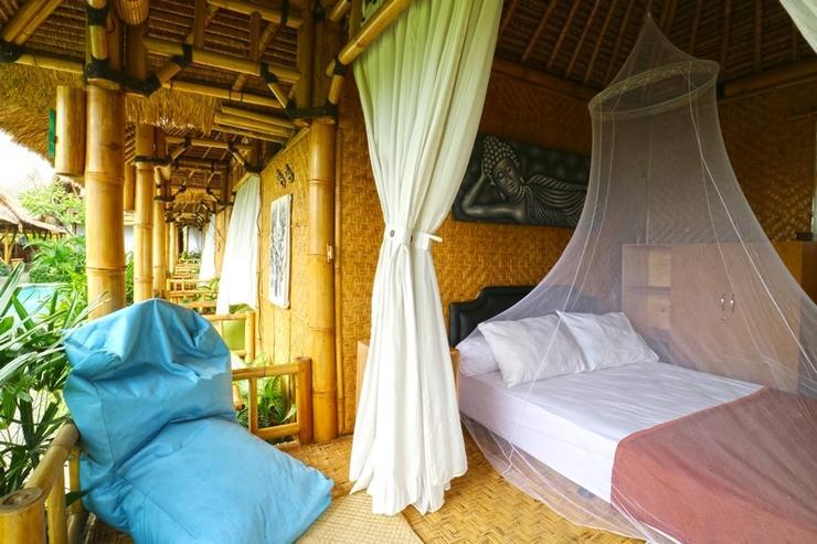 Moon Bamboo Bali - Deluxe Double Room