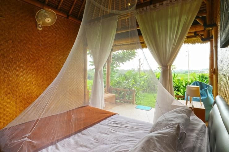 Moon Bamboo Bali - Room
