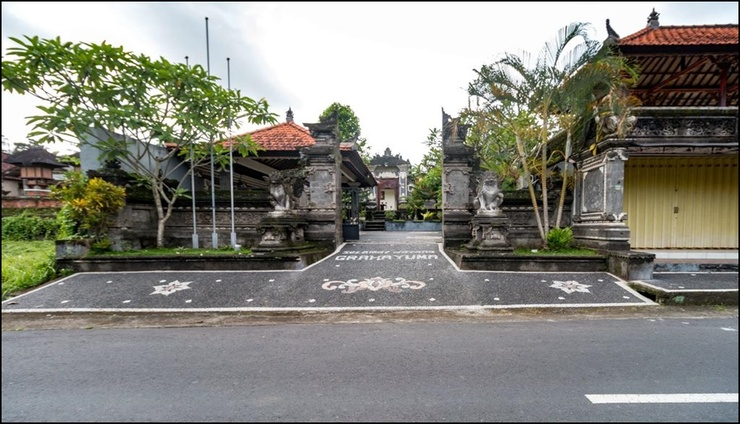 Graha Yuma Guest House Bali - exterior