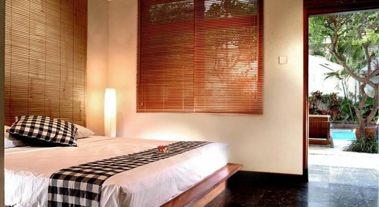 Wida Hotel Bali - Kamar Deluxe double tepi kolam renang