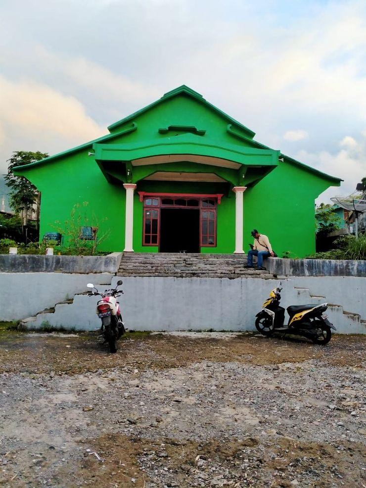 Homestay Bunga Ruteng Manggarai - Exterior