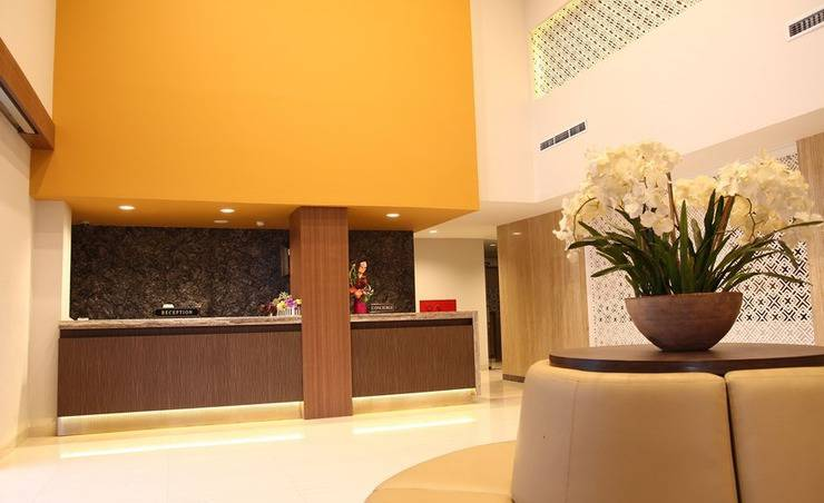 Hotel Astoria Bandar Lampung - Lobi