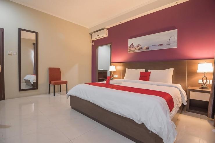 RedDoorz Plus @ Tanjung Pandan Belitung 2  Belitung - Kamar tamu