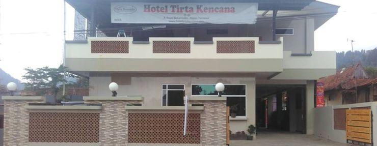 Hotel Tirta Kencana Baturraden Banyumas - Facade