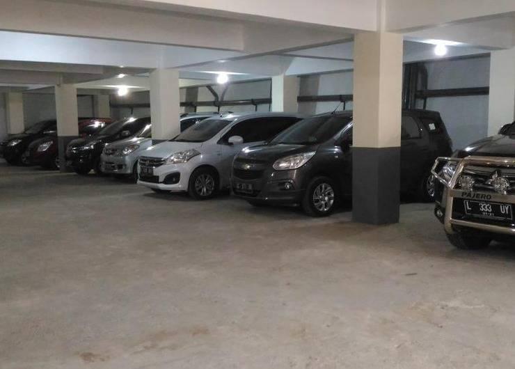 K15 Exclusive Malang - Area parkir