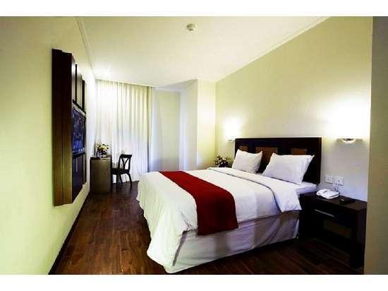 Lampion Hotel Solo - Kamar tamu
