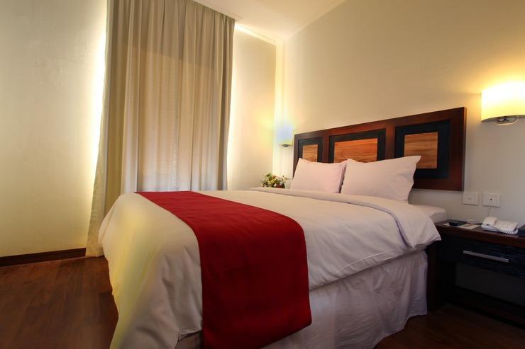 Lampion Hotel Solo - Kamar superior