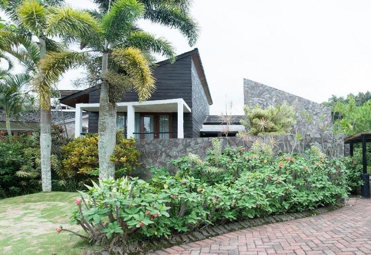 Cadudasa Villa Klub Bunga A14 Malang - Exterior