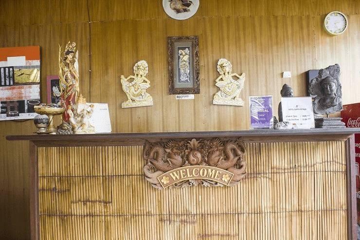 Tinggal Budget Kubu Anyar 27 Bali - Resepsionis