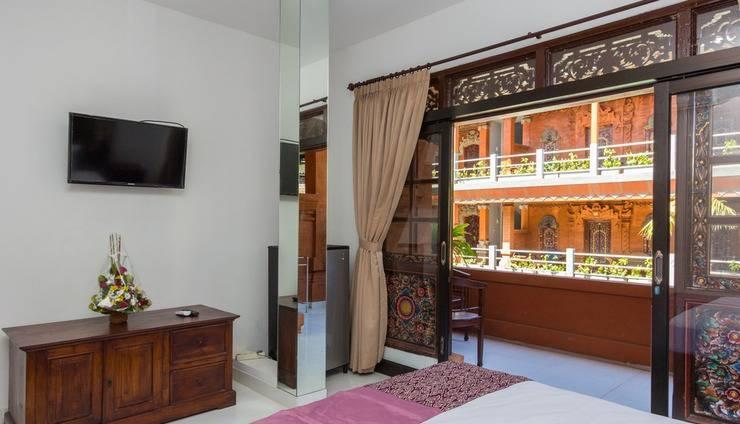 RedDoorz @Legian Tengah Bali - Kamar tamu
