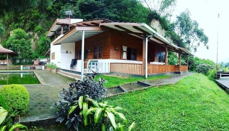 Villa Bayu Lembang Lembang - Exterior