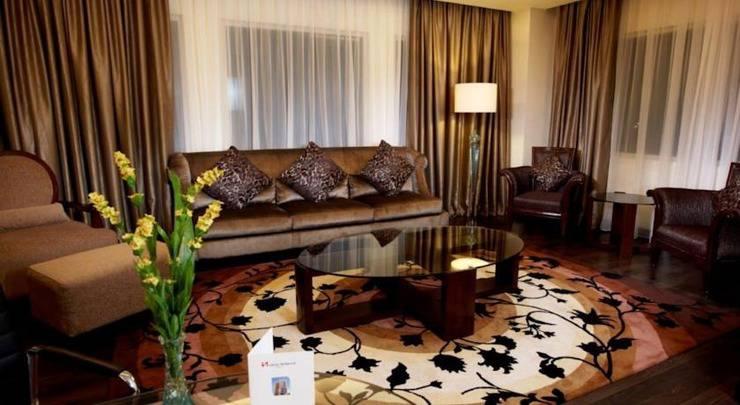 Swiss-Belhotel  Ambon - Ruang tamu