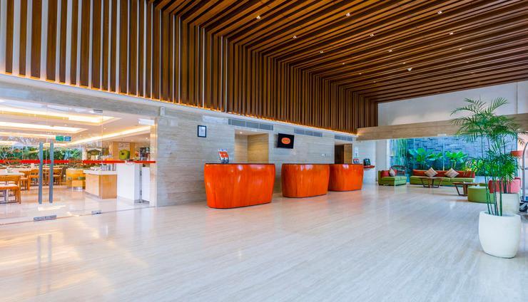 HARRIS Hotel Kuta Galleria Bali - LOBBY UTAMA