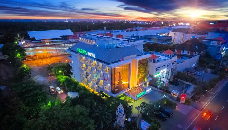 HARRIS Hotel Kuta Galleria Bali - APPEARANCE