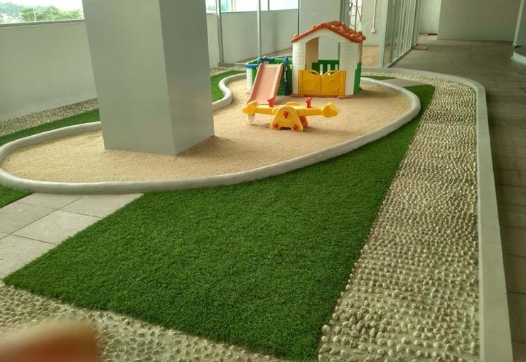 Easton Park Apartment Jatinangor By Azhimah Sumedang - Playground