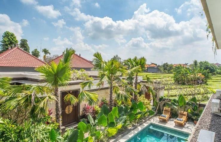 Alamat Puri Canggu Villas - Bali