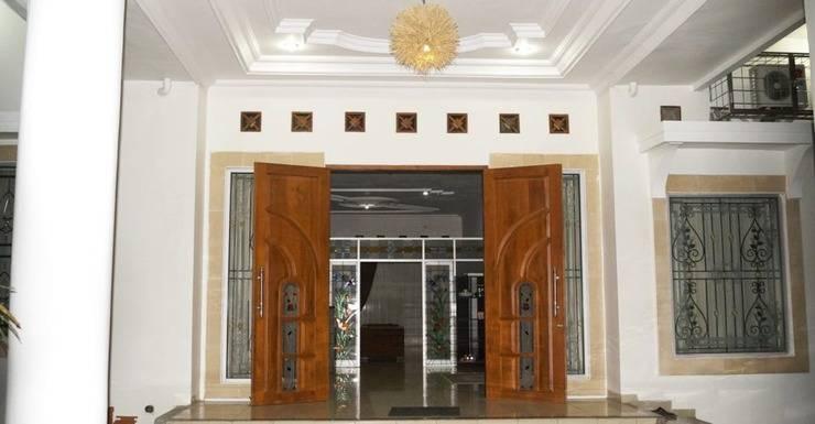 Aliya Hostel Yogyakarta - Pintu Masuk