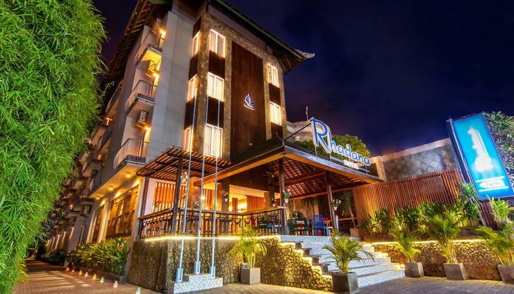 The Rhadana Kuta Bali - Exterior