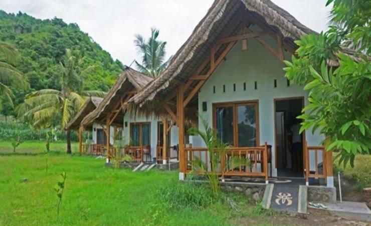 Review Hotel Avatar Raja Bungalow Gili Asahan Sekotong (Lombok)