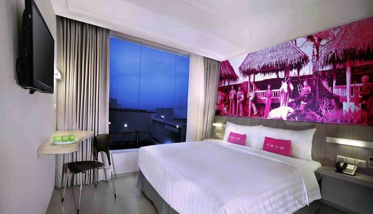 Favehotel Cimanuk Garut - Standard Double