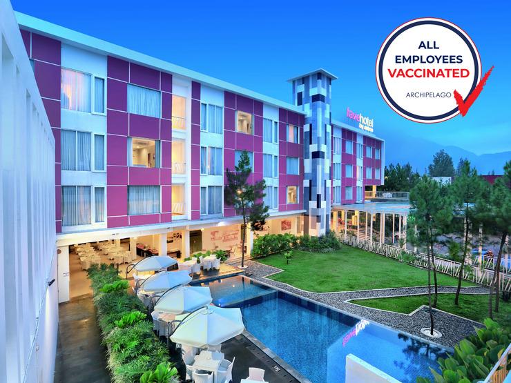 Favehotel Cimanuk Garut - Hotel Vaccinated