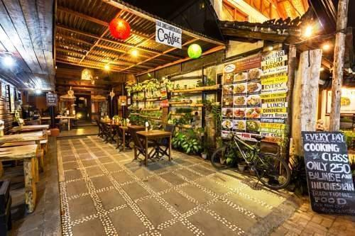 NIDA Rooms Ubud Bali Monkey Forest 1567 Bali - kafe
