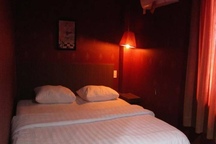 The Z Suites Hotel Medan - Kamar tamu