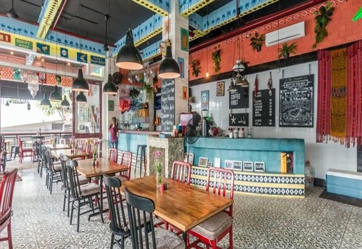 ZenRooms Kuta Beach Poppies Lane - Interior
