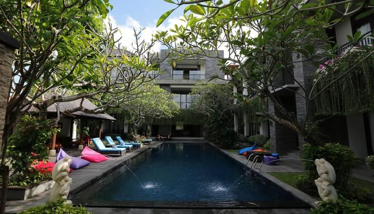 Equity Jimbaran Resort And Villa Bali - VIEW