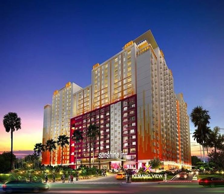 SunShine Inn Hotel Bekasi Bekasi - Facade