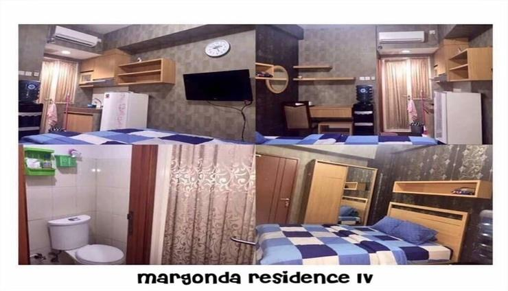 Vita Rent Room Depok - Bedroom