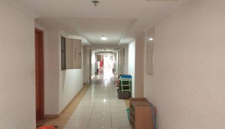 DSR Apartment Margonda Residence 2 Depok - Corridor