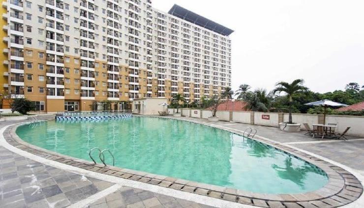 DSR Apartment Margonda Residence 2 Depok - Exterior