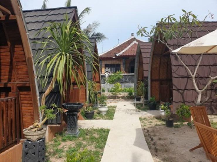 Villa Petinggian Bali - Exterior