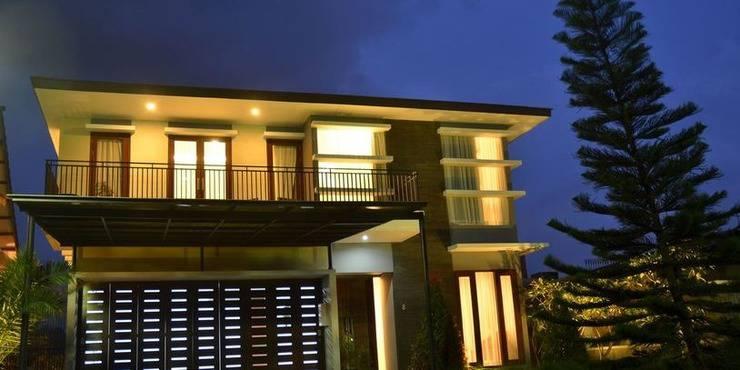 4 BR Pool Villa Dago Mountain View Bandung -