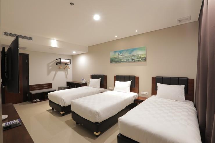 Primebiz Hotel Surabaya Surabaya - Superior Triple