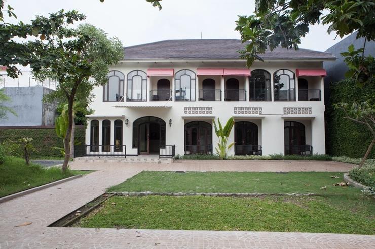 Hotel Primavera Surabaya - Exterior
